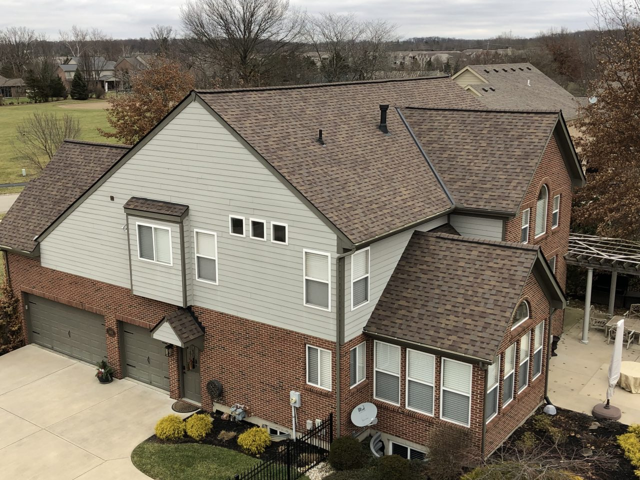 Maineville Guaranteed Roofing Cincinnati Ohio