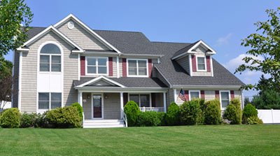 Siding repair by Guaranteed Roofing