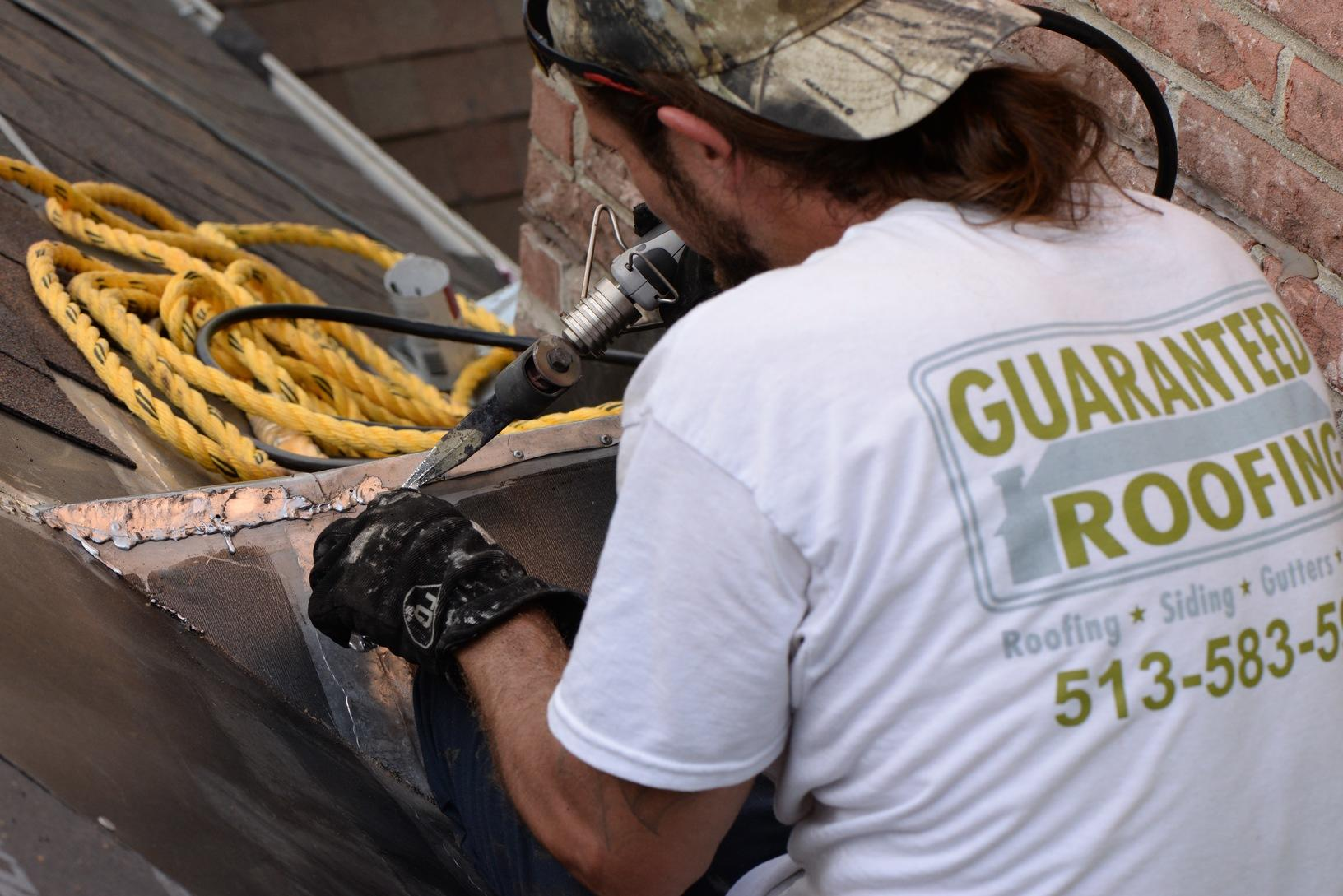 Madeira Guaranteed Roofing Cincinnati Ohio
