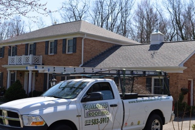 Anderson Ohio Guaranteed Roofing Cincinnati Ohio