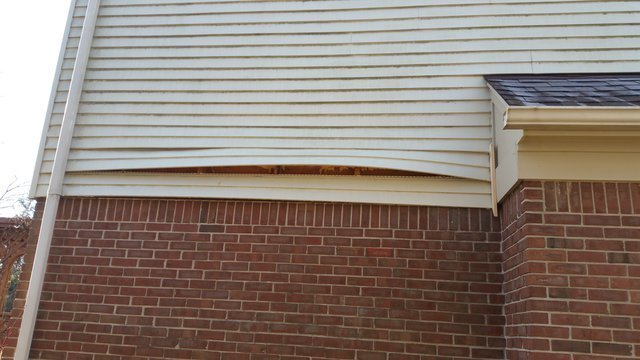 Siding Repair Guaranteed Roofing Cincinnati Ohio