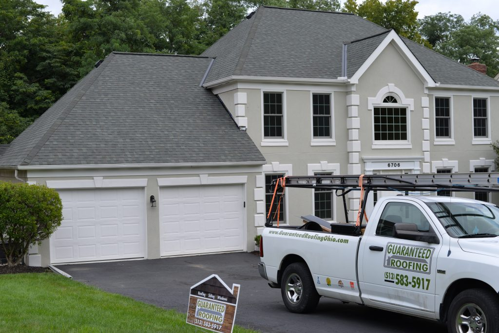 Our Work Guaranteed Roofing Cincinnati Ohio