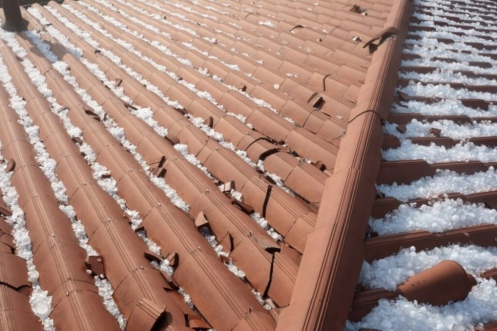 How to Identify (and Fix) Hail Damage